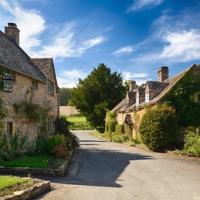 Cotswolds stone cottages- Cotswolds Tours Photos